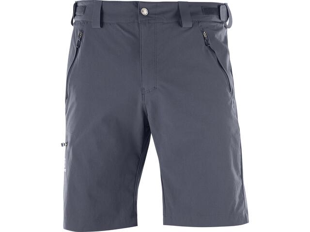 Salomon M's Wayfarer Shorts Regular graphite